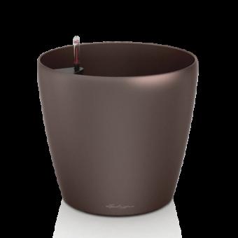 Ghiveci Lechuza classico espresso 60 sau 70 cm cu sistem udare