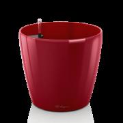 Ghiveci Lechuza classico rosu 60 sau 70 cm cu sistem udare